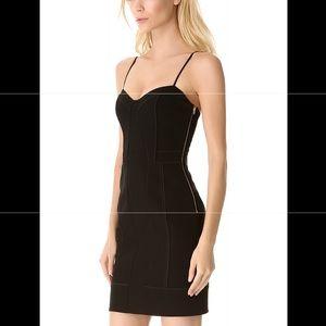 Alexander wang bustier dress